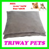 Soft Comfortable Velvet Dog Cushion (WY161078-1A/B)