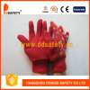 Ddsafety 2017 Red Cotton Garden Gloves