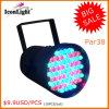 Big Sale LED PAR 38 Light for DJ Disco Lighting