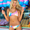 2017 Colorful Ladies Lovely Swimsuit