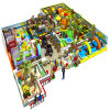 Play Area Indoor Playground for Kids with Tube Slide