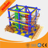 Challenging Ropes Obstacle Adventure Playground Equipment for Chilren