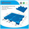 1200*1000*140mm Heavy Deck Rackable Plastic Pallet (ZG-1210B 4 steels)