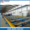 Magnesium Profile Extrusion Cooling Tables/Handling System in Aluminum Extrusion Machine