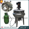 L&B Stainless Steel Cooking Mixer Gas Machine/Gas Kettle Mixer