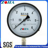 Steel Bourdon Tube Ammonia Manometer with Carbon Steel Connector