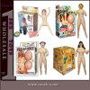 Adult Sexual Products Female Massager Sex Doll Sex Toy (TXSK-A)