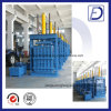 Customized Manual Vertical Baler Machine Overseas Sevices