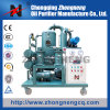 Portable Skid Mounted Vacuum Used Insulating Oil Filtering Machine