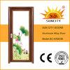 2016 New High Qualityl Aluminum Alloy Modern Glass Door (SC-AAD046)