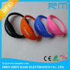 Cheap Price 125kHz Silicone Wristband for Women Size for Activities