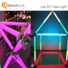 Digital LED Tube Light 360 Degree DMX Magic Shape LED Tube Light