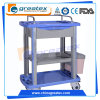 Factory Direct Hospital/Barbershop Equipment ABS Material Medical Use Trolley