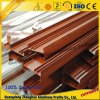 Aluminium Sliding Window Profiles with Wood Grain