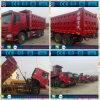 Original China Made Used HOWO Dump Truck, 6*4