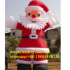 Inflatable Christmas Model Inflatable Santa Claus for Advertising