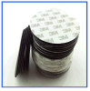 Double Side Adhesive EPDM PE/PVC/PU /Silicone Foam Rubber Insulation Washer