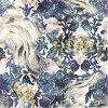 Flower Digital Printing on Silk Fabrics (SZ-0099)