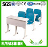 Sf-15h High Quality Plastic Meeting Training Chair and Desk PP College Chairs
