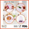 Ws-If062 Food Grade Silicone Tea Infuser Set Leaf Strainer for Mug Cup, Tea Pot