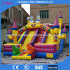 Kids Cartoons Slide Inflatable Games for Holiday