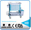 New Design Hot Sale ABS Medicine Cart