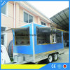 Yieson Custom Pizza Cone Oven Food Trailer