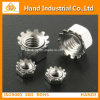 "Stainless Steel Top Quality Grade 316 3/8"" Kep Nut"