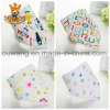 Manufacture New Design Baby Bandana Bibs Triangle Baby Bib 100% Organic Cotton