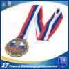 Customized 3D Antique Bronze Promotion Souvenir Medal