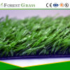 Fibrillated Yarn Artificial Grass, Synthetic Turf for Soccer