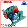 Fast/Slow 1ton~50ton Single/Double Barrel Electric Winch