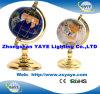 Yaye 18 Best Sell Zinc Alloy Stand 330mm/220mm/150mm/110mm/80mm World Globe/Globe