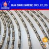 Safety Spring Diamond Wire Rope Saw for Granite Quarry