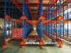 Heavy Duty High Density Shuttle Racking