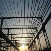 Large Span Prefabricated Structural Steel Workshop with Best Design