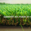 Top Quality U Shape Landscape Artificial Grass with PU Backing