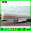 Tri-Axle 50000 Liters Fuel Tank Semi Trailer