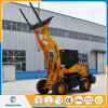 2017 New Improvements 1.5ton Wheel Loader with Pallet Fork