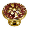 High Quality Forged Brass Furniture Hardware Handle Knob