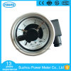 2.5 Inch Electric Contact Pressure Gauge MPa 1 Back Connection PT1/4