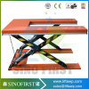 Production Line Use Electric Hydraulic Stationary Scissor Lifts