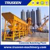 Price of Construction Machine Mobile Portable Concrete Batching Plant