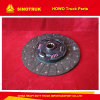 Sinotruk HOWO Spare Parts 430mm Clutch Disc Wg9114160020