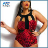 Plus Size Women′s Bikini Swimsuit