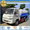 Foton 6 Wheels Small Sprinkler 4000 L Water Tank Truck