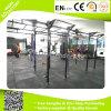 1m*1m Interlock Fitness Rubber Flooring Mats