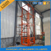 2016 New Design Goods Vertical Rail Guide Lift Platform