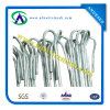 Electro Galvanized Double Loop Tie Wire