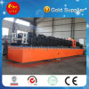 Pre Cutting C Z U Shape Roll Forming Machine Line